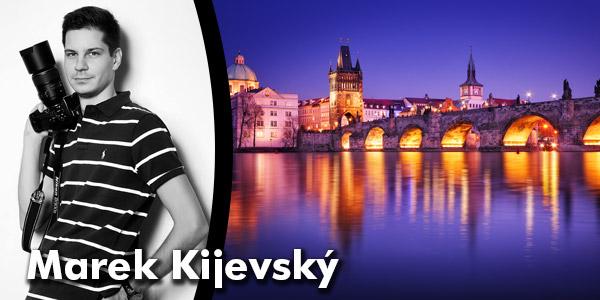 Marek Kijevský - limitované edice obrazů